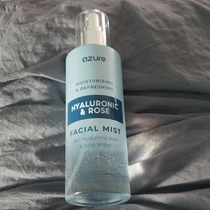 Azure hyaluronic and rose facial mist